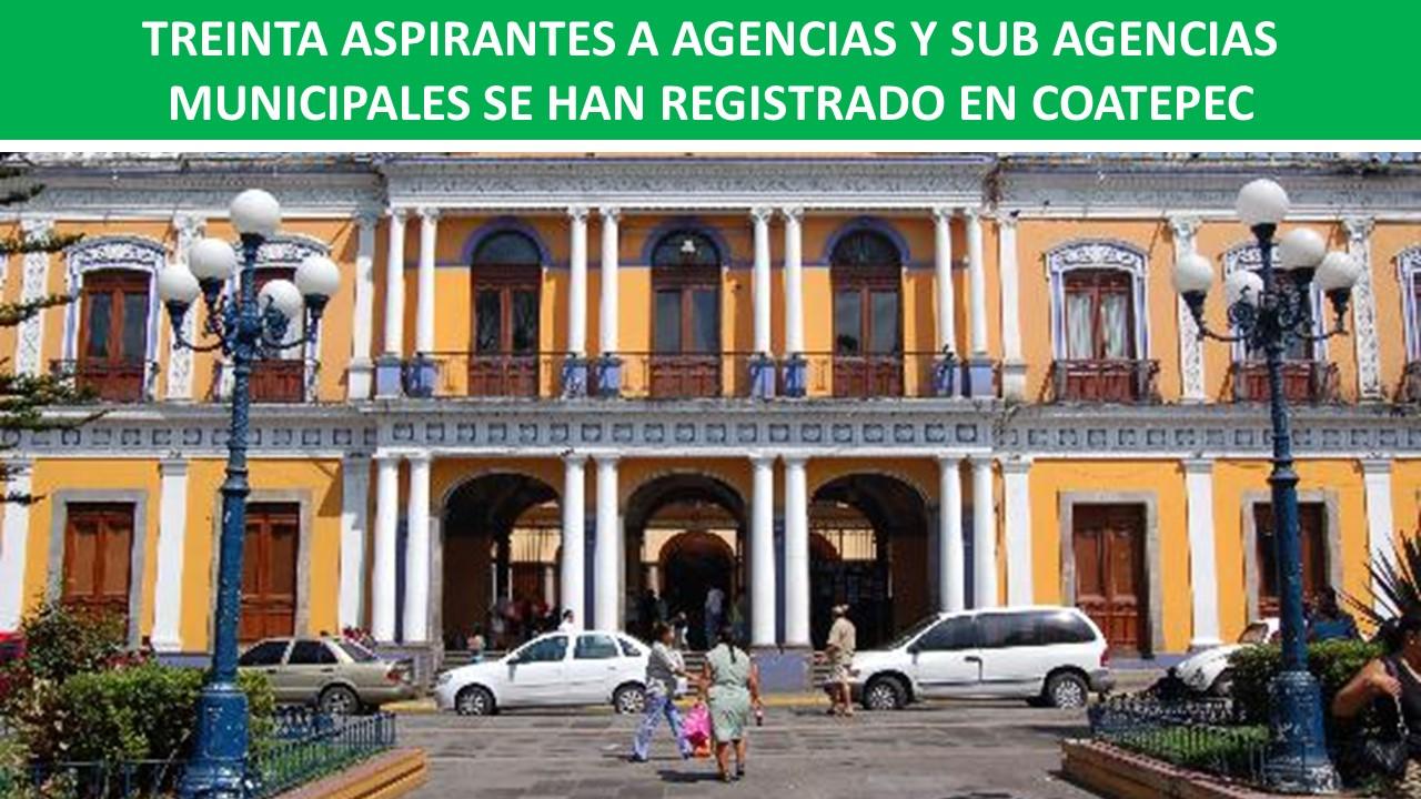 listo proceso a agencias