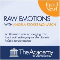 "Join me for an 8-Week course on ""Raw Emotions"" :)"