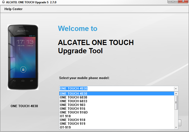 alcatel-one-touch-flash-tool