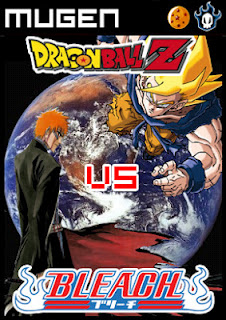Free Download Games Dragon Ball Bleach Mugen