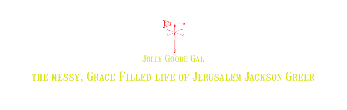 jerusalem greer - the adventures of jolly goode gal