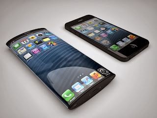 Apple Said Developing Curved and Larger IPhone Screens, New Sensors