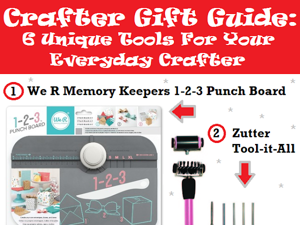 Crafter Gift Guide: 6 Unique Tools For Your Everyday Crafter