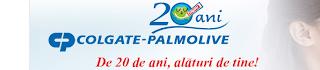 www.colgatepalmolive20ani.ro | Campanie promoțională cu premii și aspect social