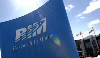 RIM loses the second senior employee in just a week