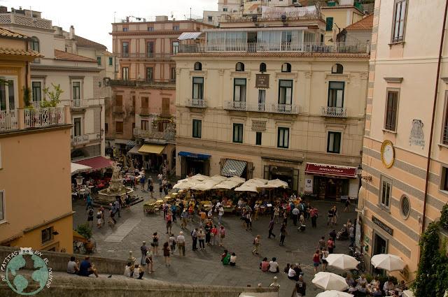 Plaza de Duomo Amalfi