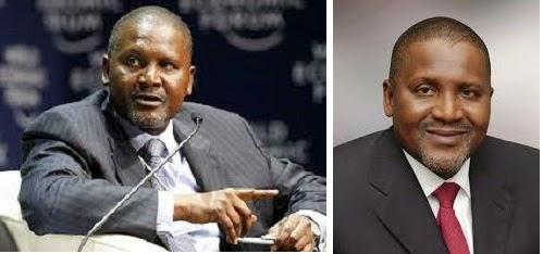 Aliko Dangote Africa's richest man