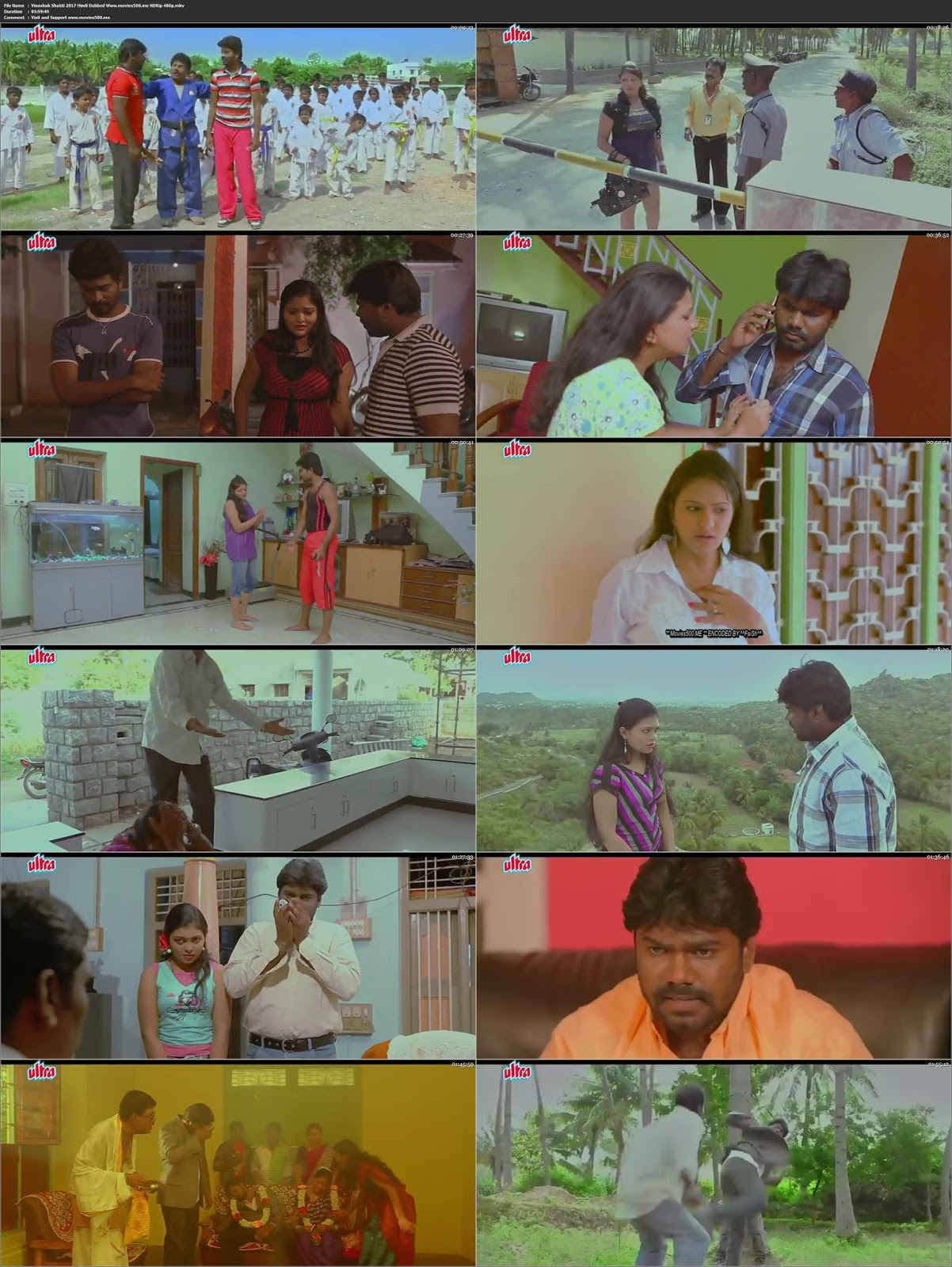 Vinashak Shakti 2017 Full Movie in Hindi 300MB HDRip 480p at softwaresonly.com