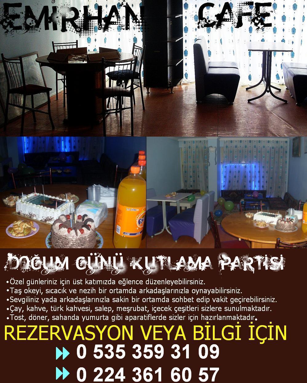 Emirhan Cafe