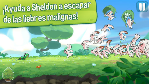 Run Sheldon para iOs gratis