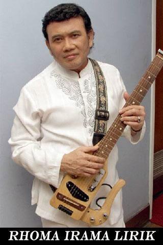 Lirik Dan Chord Kunci Gitar HARAM - Rhoma Irama, Lirik Dan Chord Kunci Gitar HARAM - Rhoma Irama