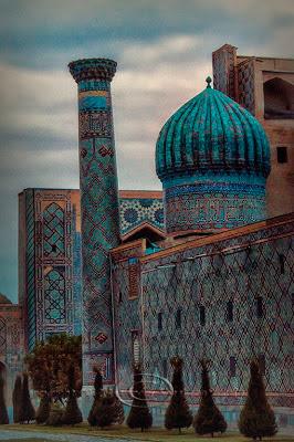 uzbekistan tours 2013, uzbekistan art tours