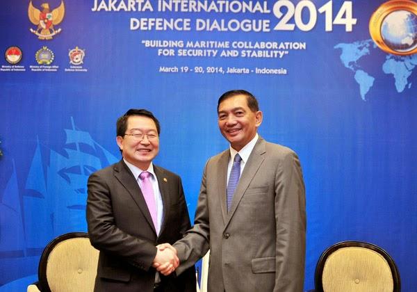 Pemerintah Republik Korea Tindak Lanjuti Pembicaraan Perluasan Kerjasama Pertahanan Kedua Negara