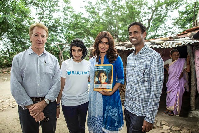 Priyanka Chopra supports UNICEF's 'Deepshika - Building Young Futures'
