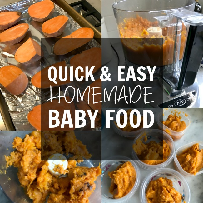 Starting solids quick easy homemade baby food recipes honey we starting solids quick easy homemade baby food recipes forumfinder Choice Image