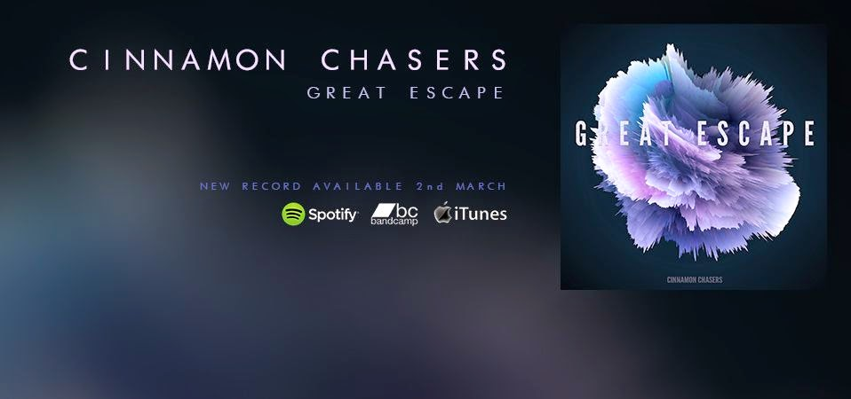 Cinnamon Chasers - Great Escape