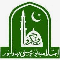 Islamia University Bahawalpur B.Com Date Sheet 2016, Part 1, Part 2