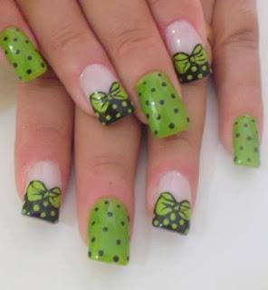Uñas decoradas - diseño de uñas - decoraciones de uñas en gel