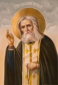 Azi 2 ianuarie praznuirea Sfantului Serafim de Sarov !