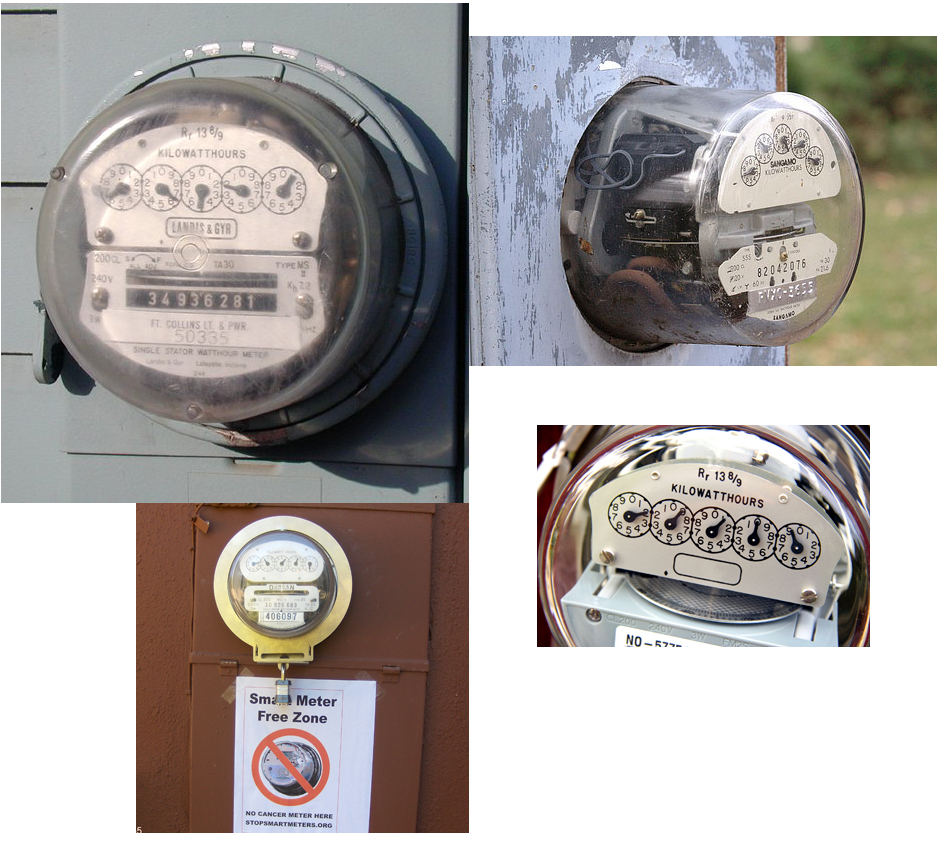 Utility Meter Analog : The new world order