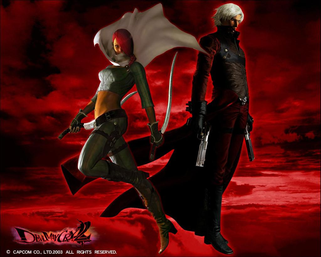 Devil May Cry HD & Widescreen Wallpaper 0.56421230879962