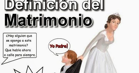 Matrimonio Romano Definicion : Piensa diferente definiciÓn del matrimonio