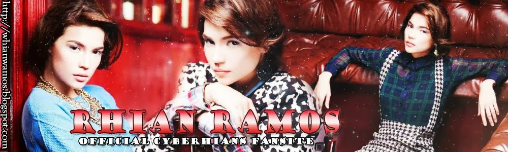 Rhian Ramos Official Fan Site