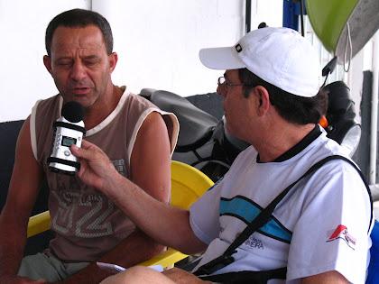 Entrevista de Lauro Campos - Cruzeiro Fm e Diretor de Esporte Anjinho