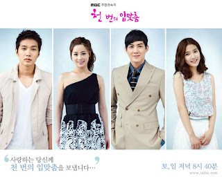 A Thousand Kisses Drama Korea Terbaru 2012