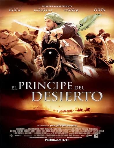 Ver El príncipe del desierto (2011) Online