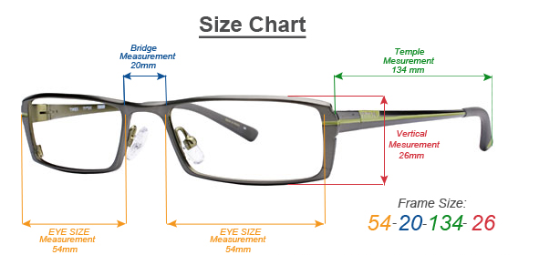 How to measure your Frame size?? | Specki Hub