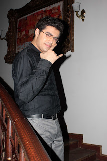 Prateik promotes 'Issaq' on the sets of Amita Ka Amit