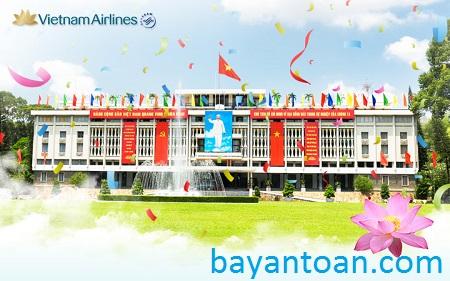 Vietnam Airlines - Ưu đãi đặc biệt nhân kỷ niệm 70 năm Quốc khánh