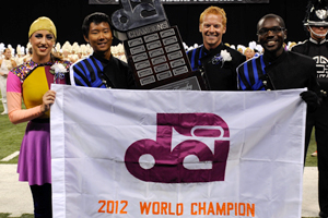 dci world championships 2012 winner
