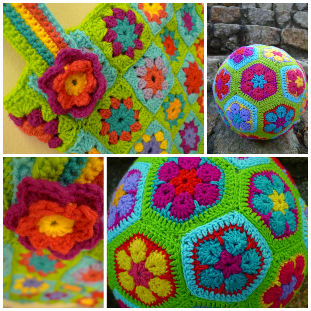 granny squares can be found on the lovely attic24 blog 44 squares