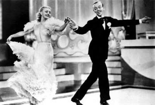 FRED AISTARE Y GINGER ROGERS