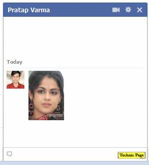 genelia facebook chat emoticon