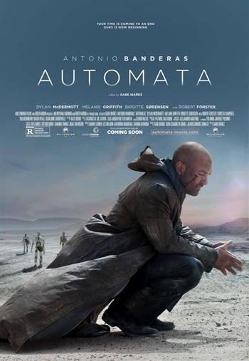 Autómata (2014) DVDRip Latino