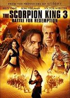 El Rey Escorpión 3 (2011)