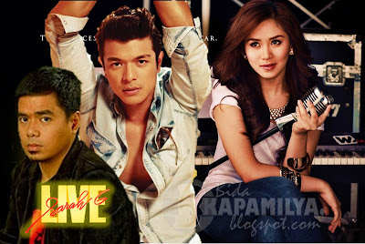 Jericho Rosales and Gloc-9 on Sarah G Live (Oct 21)