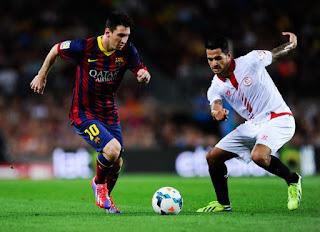 Barcelona vs Sevilla por la Super Copa  UEFA 2015