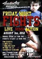 Los Angeles MMA Fight Night 