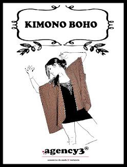 KIMONO BOHO