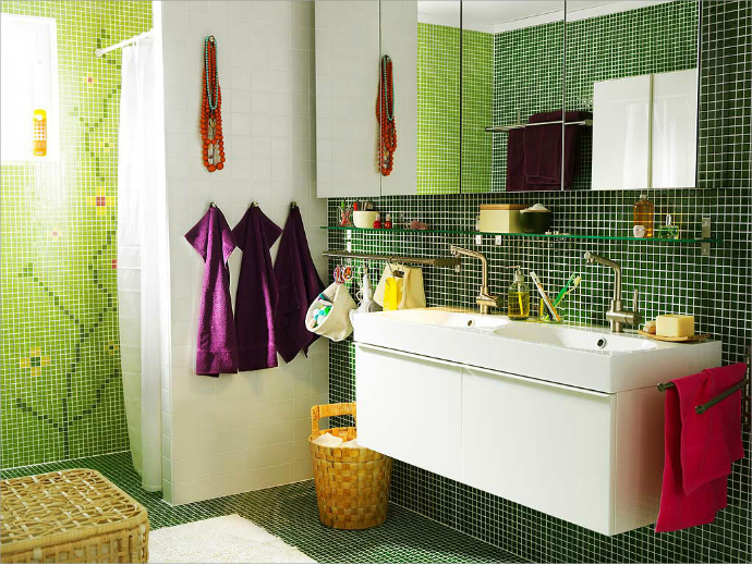Decoração Wc ~ Ideias de Decoraç u00e3o Sugestões para o WC da Ikea