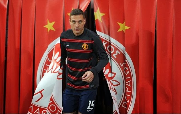 Nemanja Vidic Official Join Inter Milan