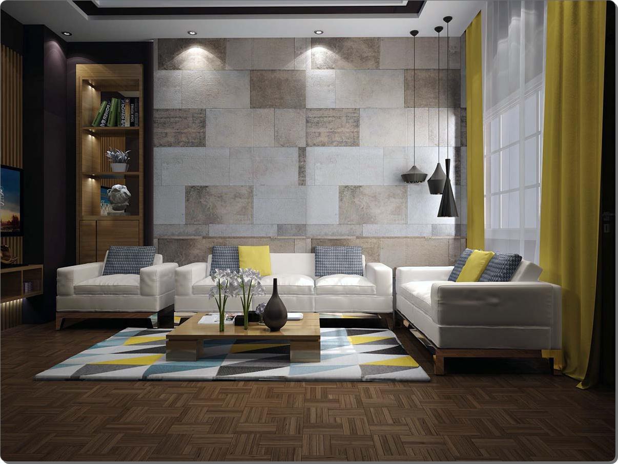Wall tekstur design For stuen: Ideer & Inspirasjon - interiør ...