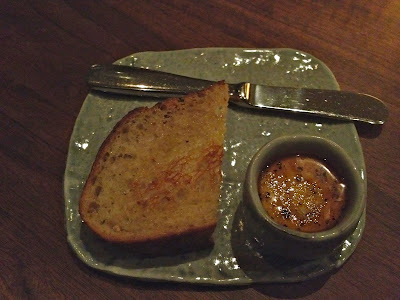 Toast and Dip at Michael Mina
