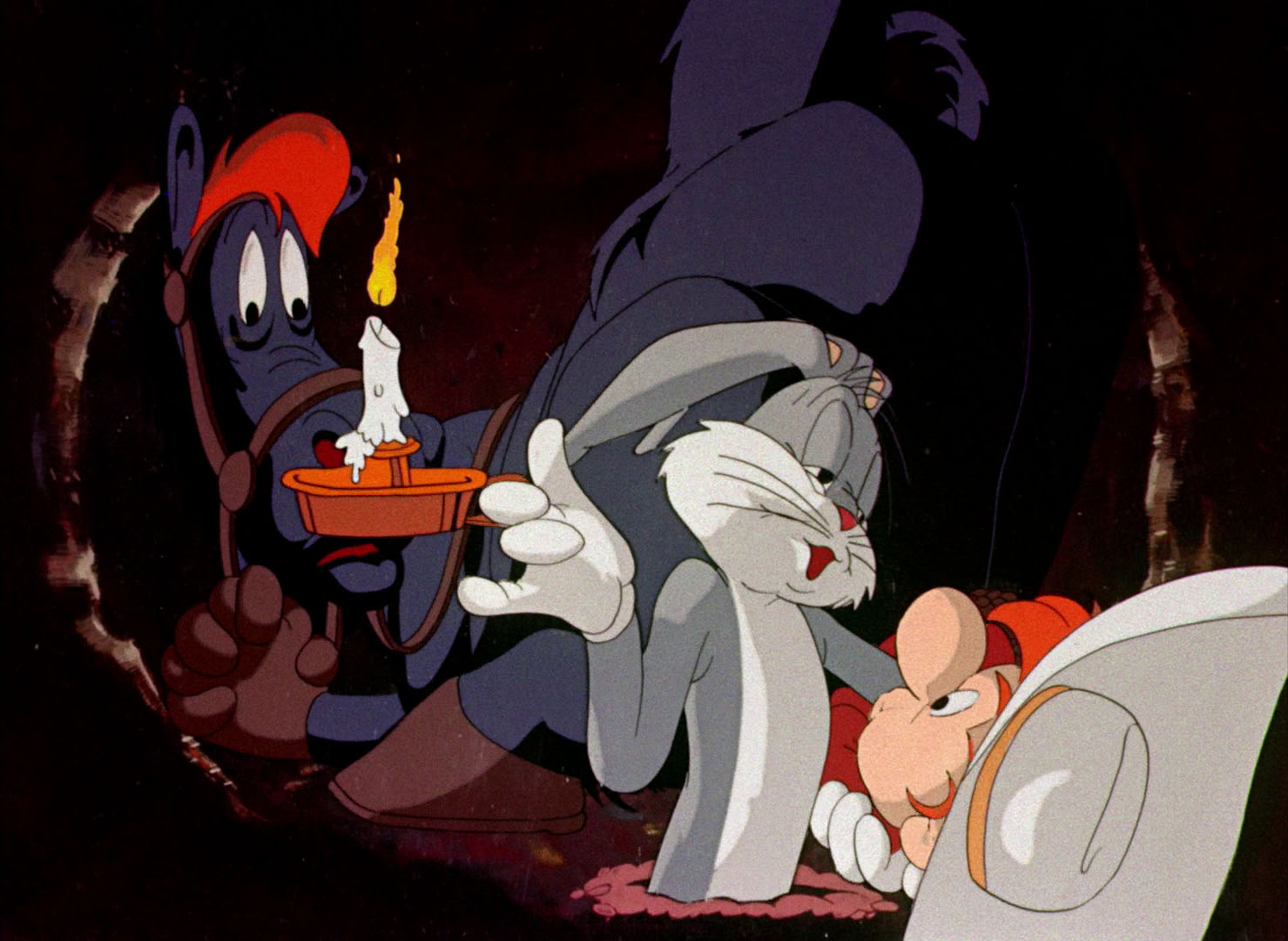"Welcome Back Jerry >> Looney Tunes Pictures: ""Buckaroo Bugs"""