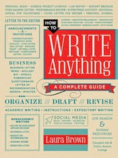 How to Write Anything cover