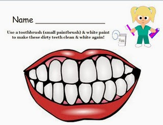 http://www.teacherspayteachers.com/Product/Brush-Your-Teeth-212555